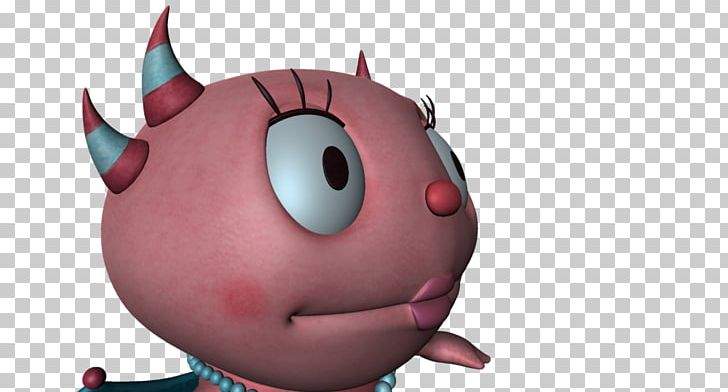 Runaway Dough/The Copymonster Snout Video Pig PNG, Clipart