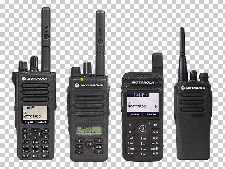 Two-way Radio Digital Mobile Radio Walkie-talkie Motorola Solutions PNG, Clipart, Communication, Digital Mobile Radio, Digital Radio, Electronic Device, Electronics Free PNG Download
