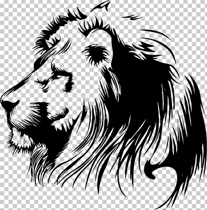 Lion Stencil Png Clipart Animals Art Big Cats Black And White Carnivoran Free Png Download Quality lion outlines with free worldwide shipping on aliexpress. lion stencil png clipart animals art