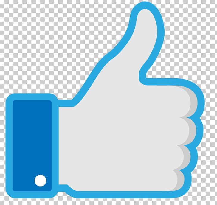 Facebook Like Button Thumb Signal Social Media PNG, Clipart, Aqua, Area, Blog, Blue, Computer Icons Free PNG Download