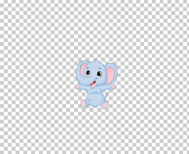 Cartoon Illustration Png Clipart Animal Animals Baby Elephant