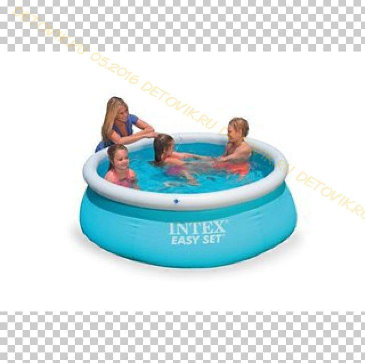 Intex Easy Set Pool Swimming Pools Easy Set Pools Intex Crystal Blue ...