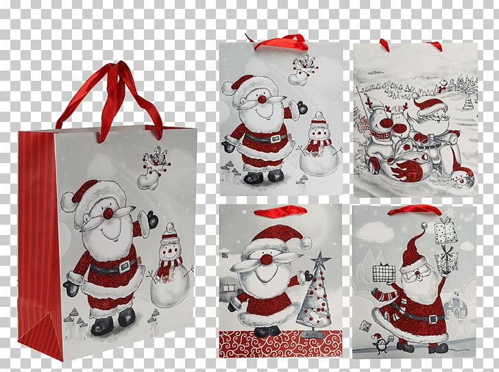 Santa Claus Paper Gift Christmas Day Bag PNG, Clipart, Bag, Box, Brand, Centimeter, Christmas Day Free PNG Download