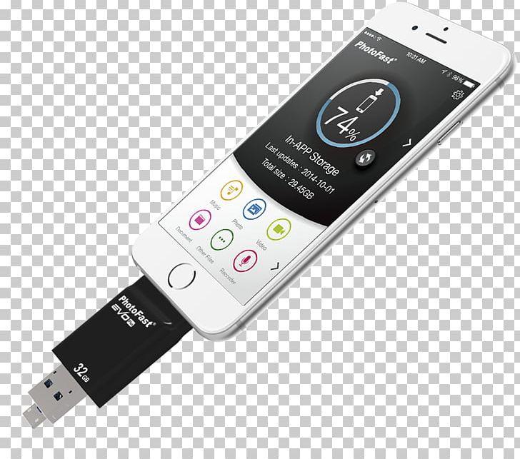 USB Flash Drives PhotoFast I-FlashDrive EVO Plus SMART Board 40xx Computer Data Storage PhotoFast I-FlashDrive HD PNG, Clipart, Data Storage Device, Electronic Device, Electronics, Electronics Accessory, Gadget Free PNG Download