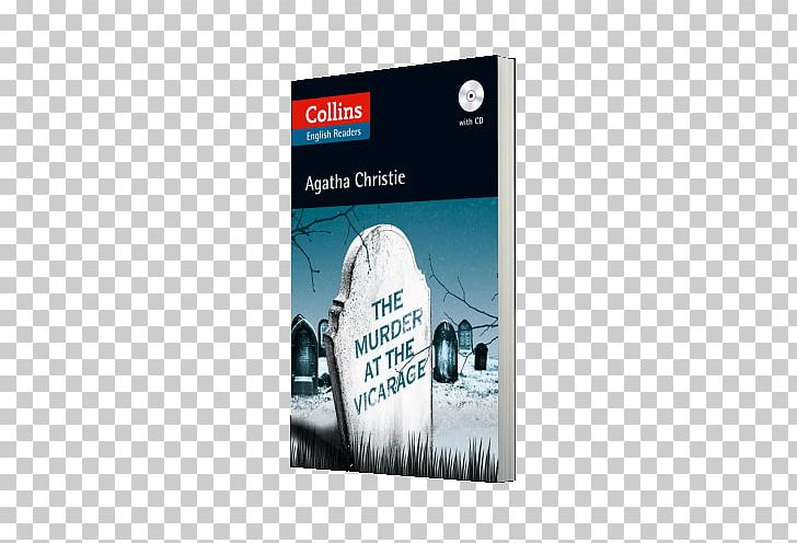 The Murder At The Vicarage Display Advertising Brand Book PNG, Clipart, Advertising, Agatha Christie, Audiobook, Book, Brand Free PNG Download