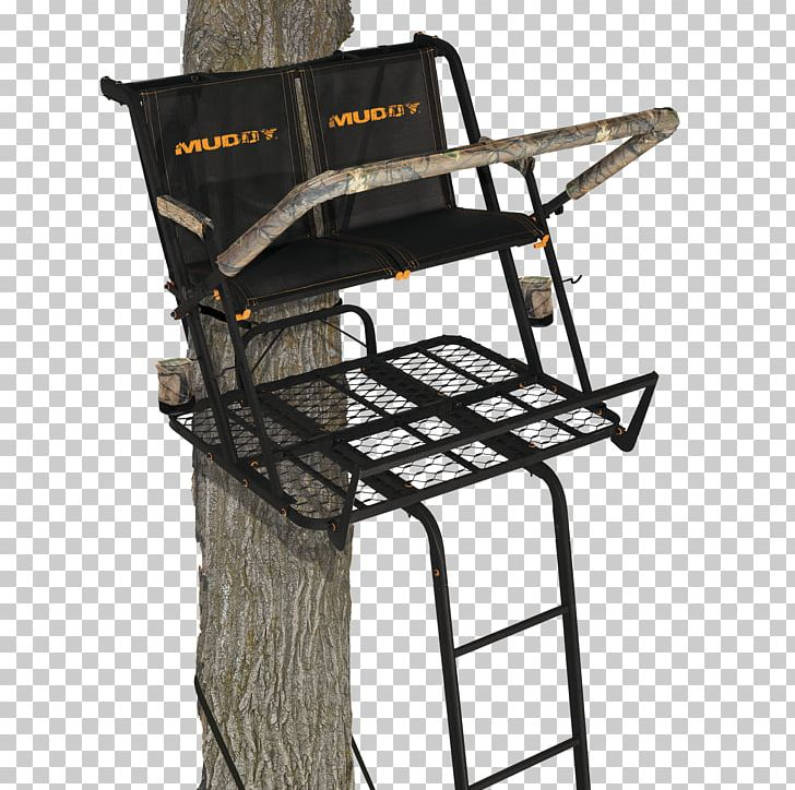 Tree Stands Ameristep 15' Two-Man Ladderstand W/ RealTree AP