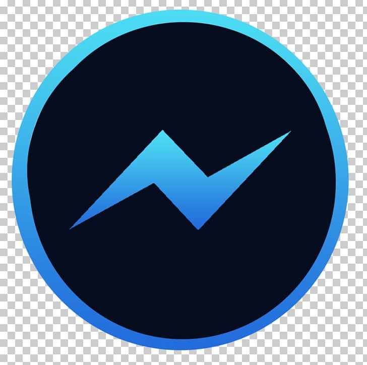 Facebook Messenger Mobile App Android Logo PNG, Clipart, Android, Angle, Area, Art, Blue Free PNG Download