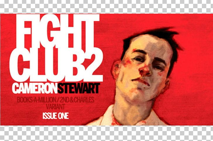 Fight Club 2 Chuck Palahniuk Comics Comic Book PNG, Clipart, Advertising, Author, Book, Brad Pitt, Brand Free PNG Download