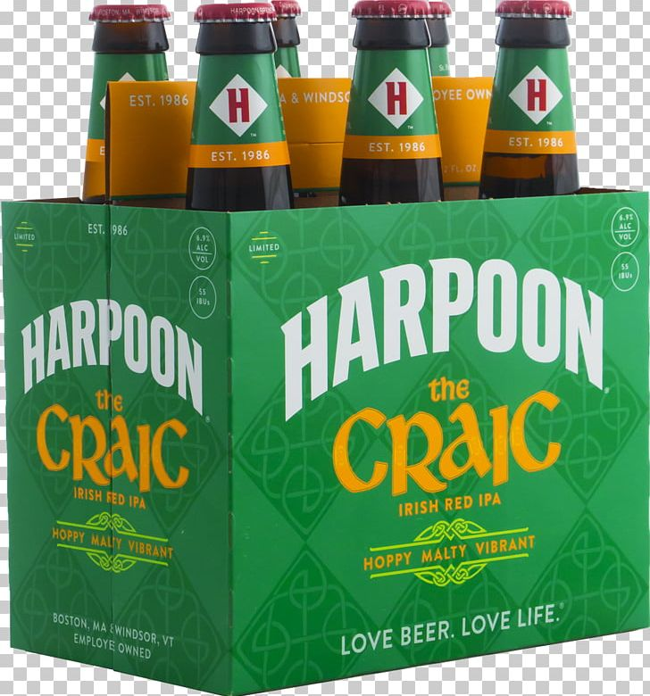 Beer Bottle India Pale Ale Harpoon Brewery PNG, Clipart, Ale, Beer, Beer Bottle, Bottle, Brewery Free PNG Download