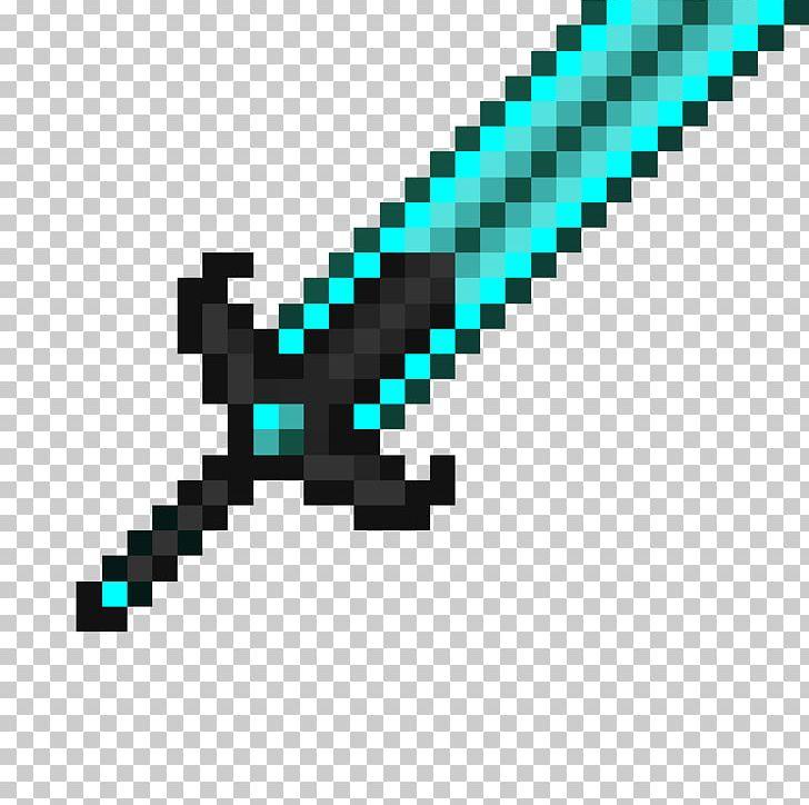 Sword Pixel Art Minecraft Png Clipart Angle Arts Diagram