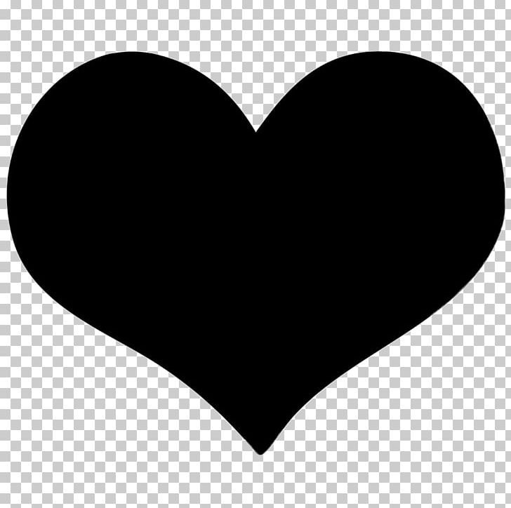 Youtube Stencil Heart Png Clipart Black Black And White