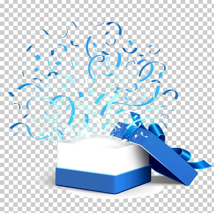 Box Gift Computer File PNG, Clipart, Adobe Illustrator, Blue, Blue Background, Blue Box, Blue Gift Box Free PNG Download