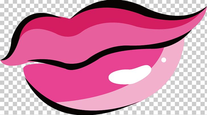 Lip Balm Make Up Png Clipart Animation Cartoon Cartoon Lips Color Creative Free Png Download