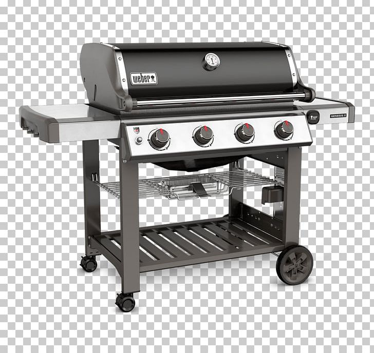 Barbecue Weber-Stephen Products Natural Gas Propane Liquefied Petroleum Gas PNG, Clipart, Barbecue, Cookware Accessory, Food Drinks, Gasgrill, Genesis Free PNG Download