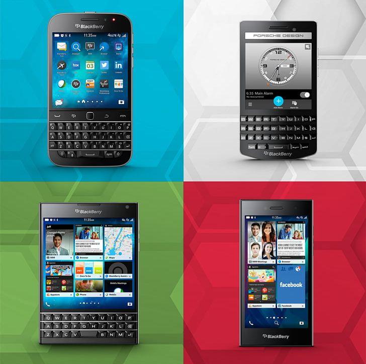 BlackBerry Passport BlackBerry Priv BlackBerry Classic BlackBerry 10