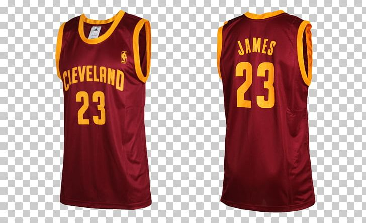 hot sale online 55f1a 7cbb2 NBA All-Star Game Cleveland Cavaliers T-shirt Basketball PNG ...