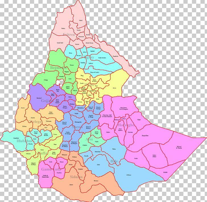 Tigray Region Regions Of Ethiopia Welkait Map Awrajja PNG