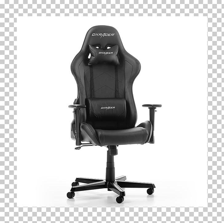 Gaming Chair Dxracer Video Game Bedside Tables Png Clipart
