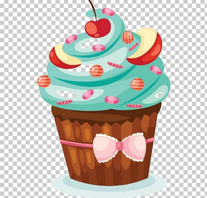 Cupcake Birthday Cake Muffin PNG Clipart Buttercream Confectionery Free Download