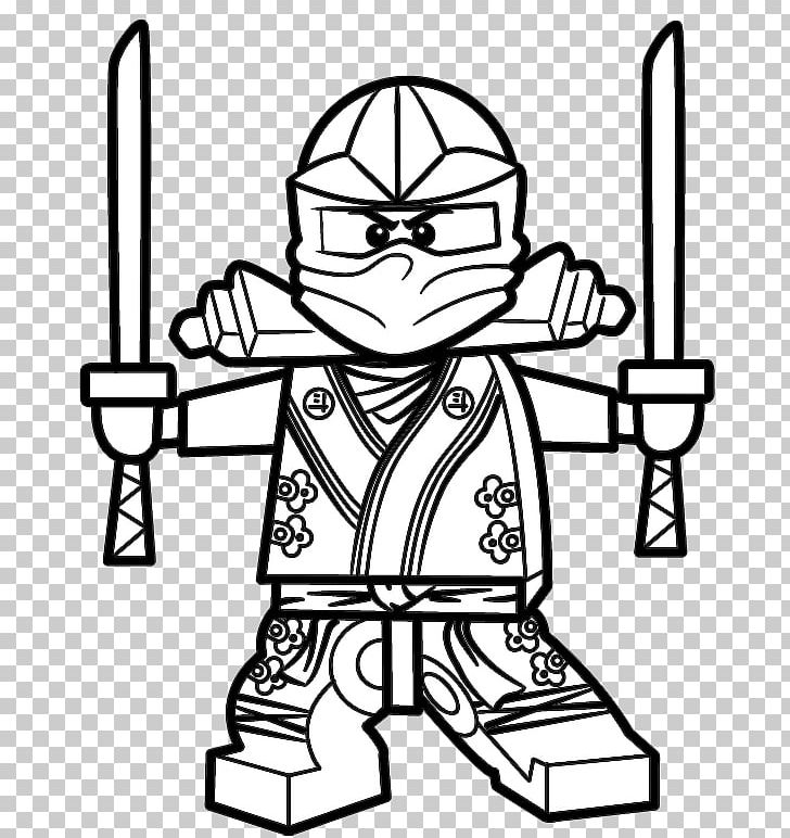 Lloyd Garmadon Lego Ninjago Coloring Book Sensei Wu Png Clipart Angle Art Black Black And White