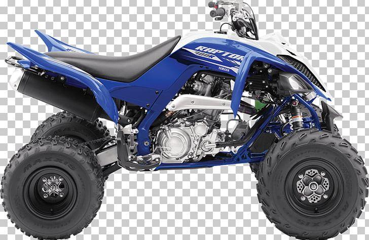 Yamaha Motor Company Yamaha Raptor 700R All-terrain Vehicle