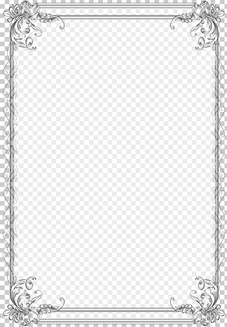 Wedding Invitation Borders And Frames Frames Paper PNG, Clipart, Area, Black And White, Border, Border Frames, Borders Free PNG Download