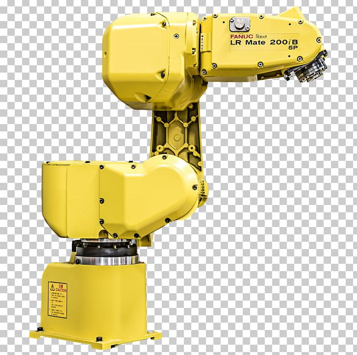 Machine FANUC Industrial Robot Servomechanism PNG, Clipart
