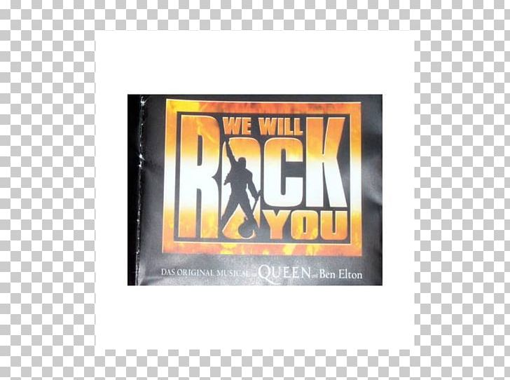We Will Rock You Musical Theatre Killer Queen PNG, Clipart