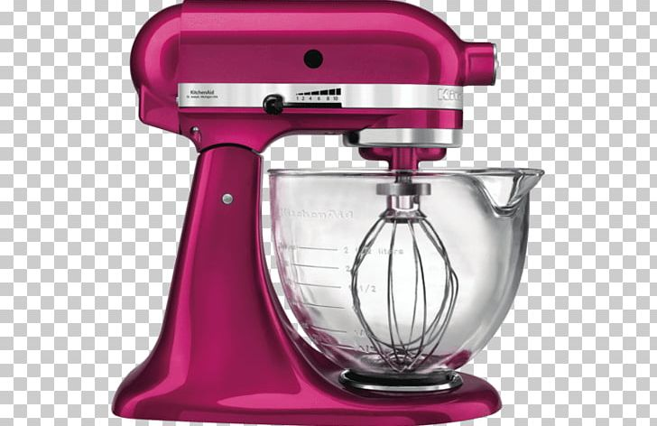 KitchenAid Mixer Food Processor Home Appliance Small Appliance PNG, Clipart, Blender, Bowl, Food Processor, Home Appliance, Kitchen Free PNG Download