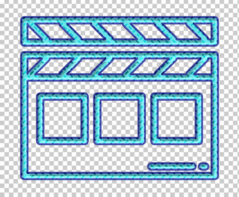 Film Icon Movie  Film Icon Clapperboard Icon PNG, Clipart, Clapperboard Icon, Film Icon, Movie Film Icon, Rectangle Free PNG Download