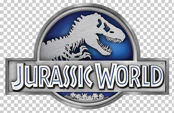 Lego Jurassic World Jurassic Park: The Ride Tyrannosaurus Jurassic Park: The Game PNG, Clipart, Brand, Emblem, Film, Game, Jurassic Free PNG Download