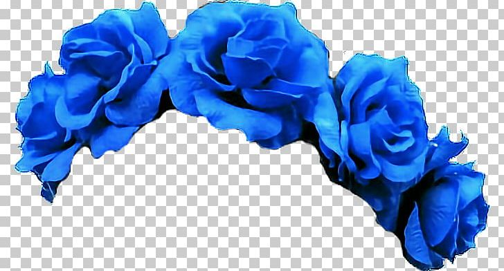 Flower Crown Blue PNG, Clipart, Blue, Blue Flower, Blue Rose, Computer Icons, Crown Free PNG Download