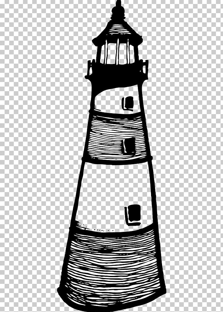 Lighthouse Graphic Design PNG, Clipart, Art, Behance, Black And White, Clip Art, Graphic Design Free PNG Download