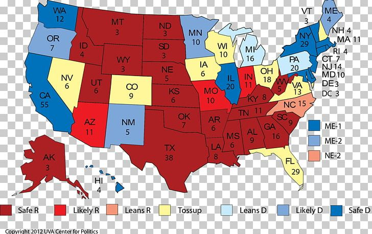 US Presidential Election 2016 United States Electoral ...
