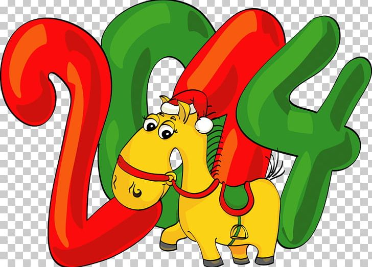 Christmas Horse Drawing.Horses Drawing Png Clipart Animals Cartoon Chinese New