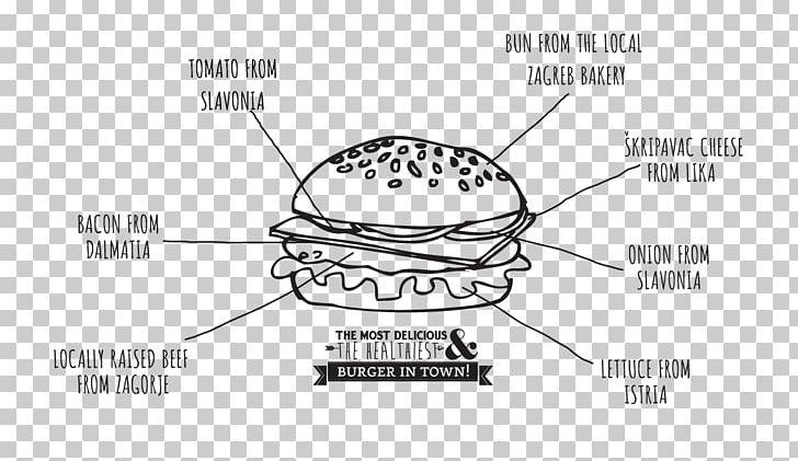 Hamburger Restaurant Graphic Design Brand Management PNG, Clipart, Angle, Auto Part, Black And White, Brand, Brand Management Free PNG Download