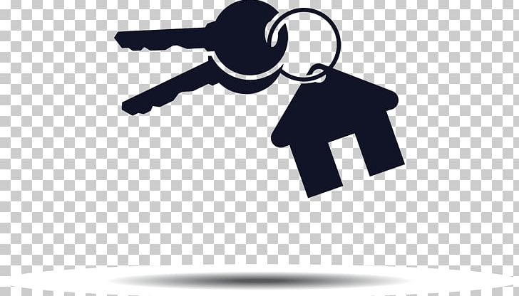 House Key Logo Real Estate Png Clipart Brand Building