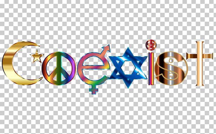 Coexist Religion Religious Symbol Belief Png Clipart Belief