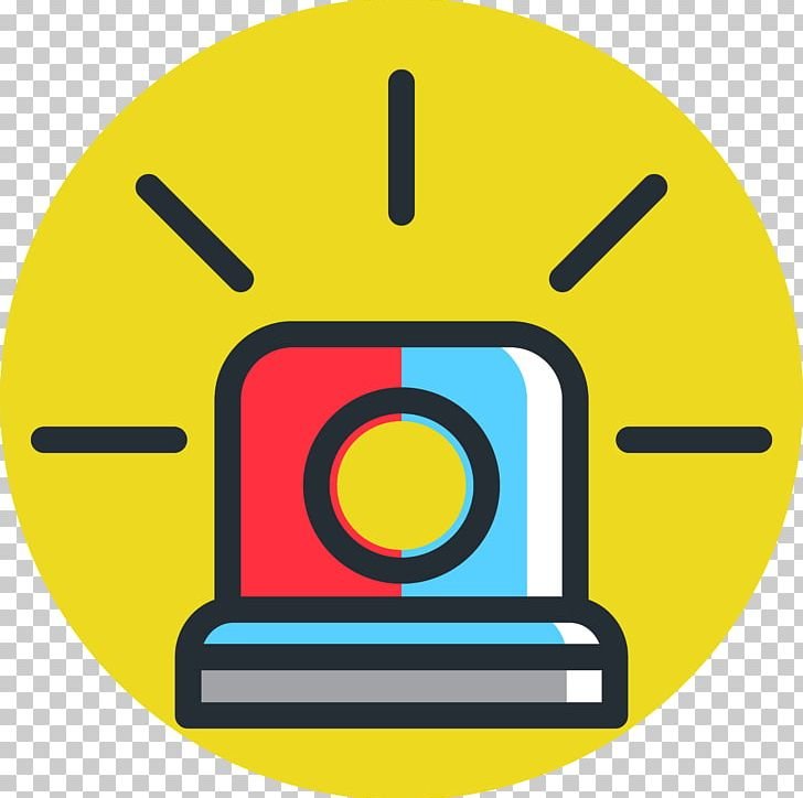 Computer alarm security - Vector flat icon Clipart | k45749412 | Fotosearch