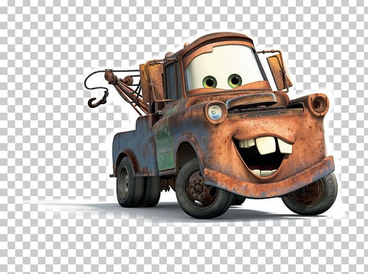 Lightning Mcqueen Characters >> Mater Lightning Mcqueen Doc Hudson Cars Character Png