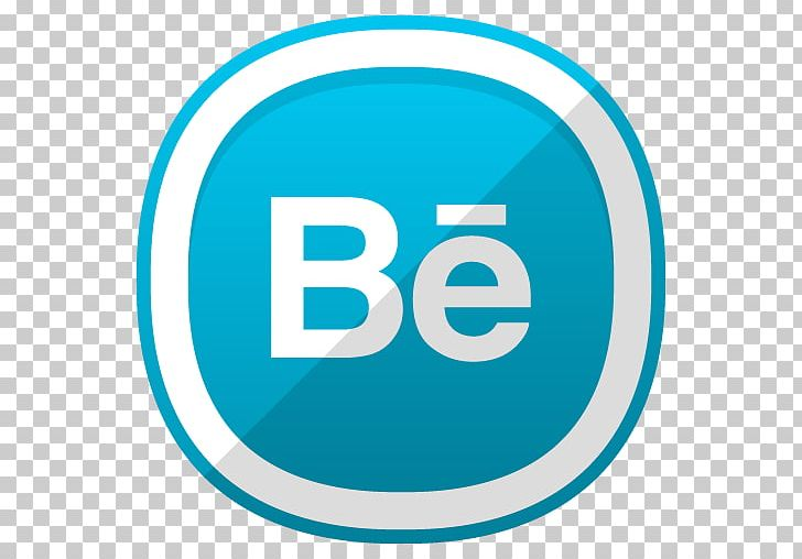 Social Media Behance Logo Computer Icons PNG, Clipart, Aqua, Area, Behance, Blue, Brand Free PNG Download