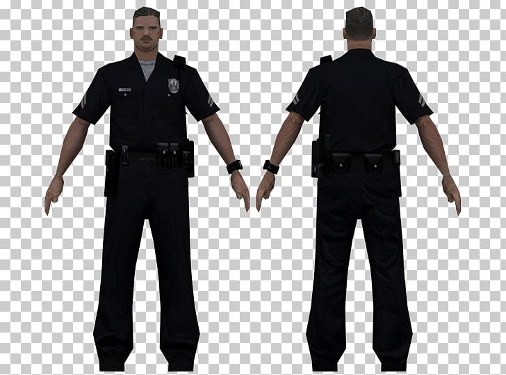 Grand Theft Auto: San Andreas Los Angeles Police Department