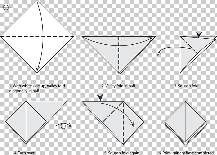 Origami Boat Base Folding Instructions - How to make an Origami ... | 521x728
