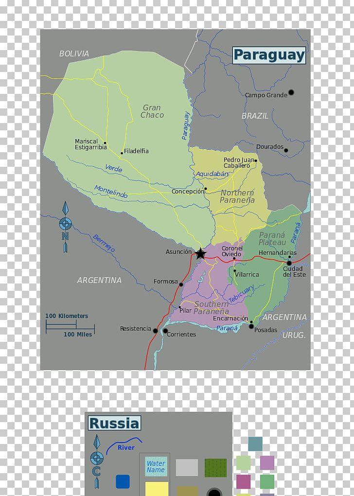 Paraguay River Asunción World Map Physische Karte PNG ...