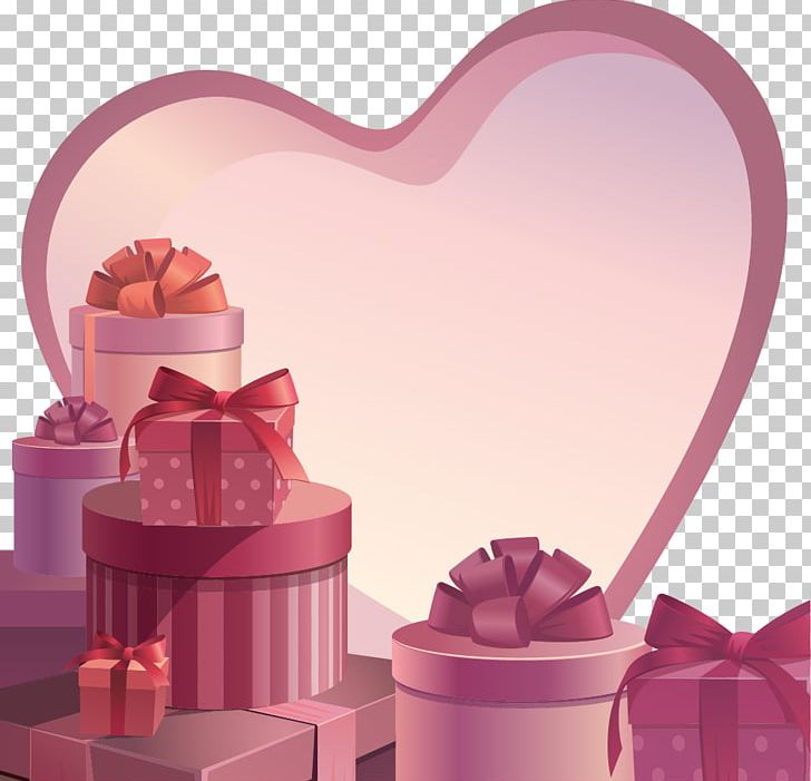 Paper Valentine's Day Gift Box PNG, Clipart, Background, Box, Card, Decorative Box, Desktop Wallpaper Free PNG Download