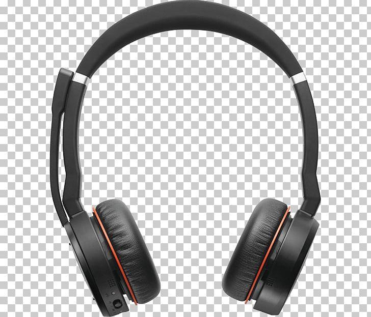 Jabra Evolve 75 Uc Stereo Headphones Jabra Evolve 65 Stereo Wireless Png Clipart Active Noise Control