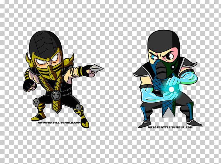 Mortal Kombat X Mortal Kombat Mythologies Sub Zero Scorpion