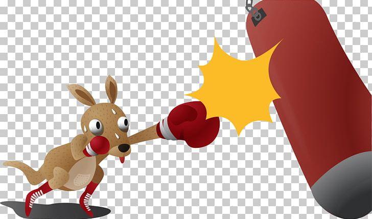 Boxing Kangaroo PNG, Clipart, Animals, Boxing, Boxing Vector, Cartoon, Deer Free PNG Download