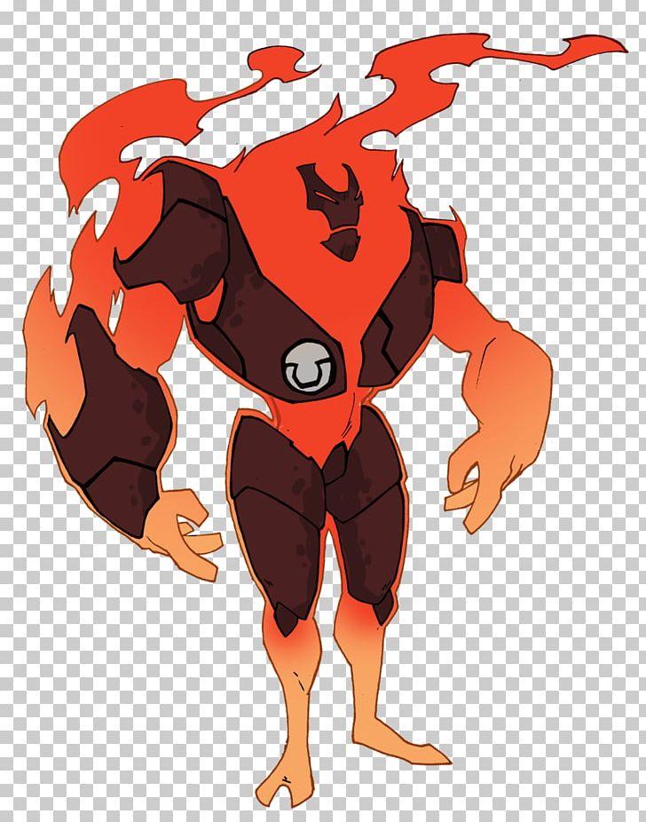 Ben 10 Cartoon Swampfire Fan Art PNG, Clipart, Alien