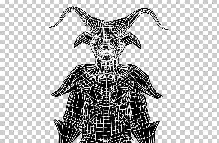 Supernatural Product Legendary Creature PNG, Clipart, 3d Cartoon Villain, Black And White, Fictional Character, Legendary Creature, Monochrome Free PNG Download